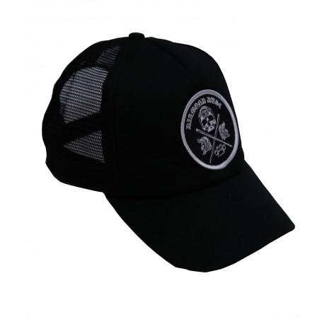 Cap Diamond Dust Black Cross