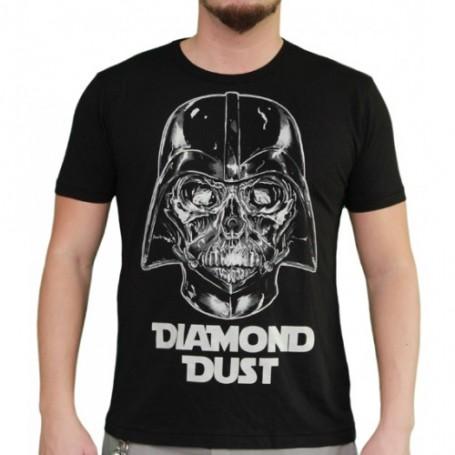 T-shirt Diamond Dust Tête de mort Vador
