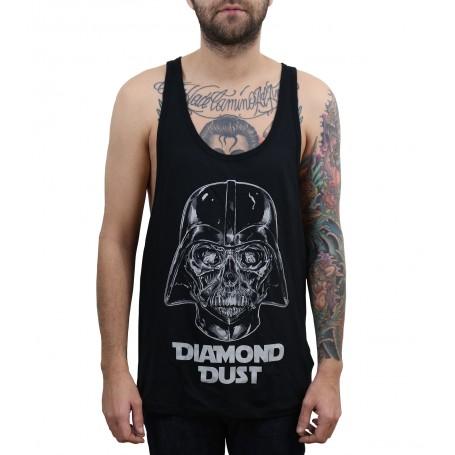 Débardeur Homme Diamond Dust Tête de mort Vador