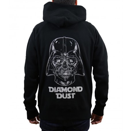 Sweat-Shirt Diamond Dust Tête de mort Vador