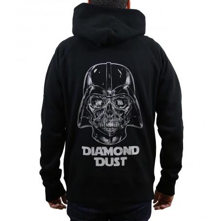 Sweat-Shirt Diamond Dust Tête de mort Vador