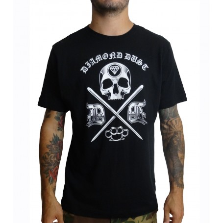 T-shirt Diamond Dust Cross Boy