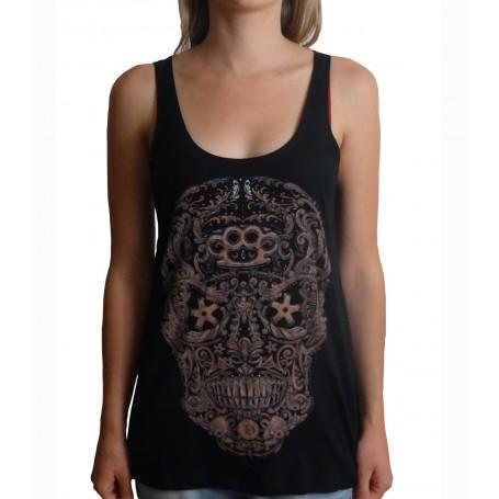 T-Shirt Diamond Meka Girl Black