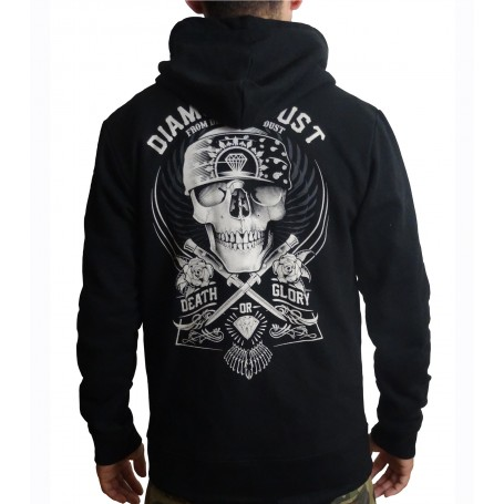 Sweat Shirt Diamond HardSkull