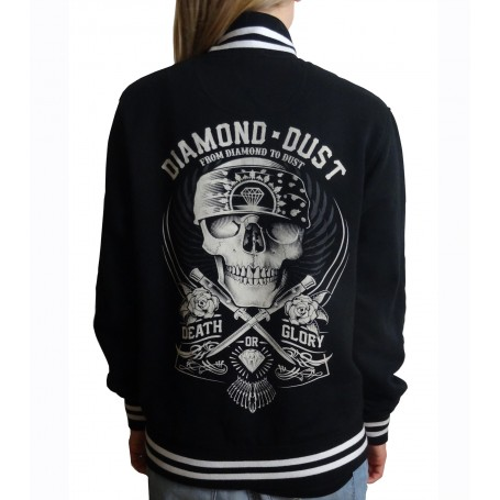 Sweat Shirt BB Diamond HardSkull