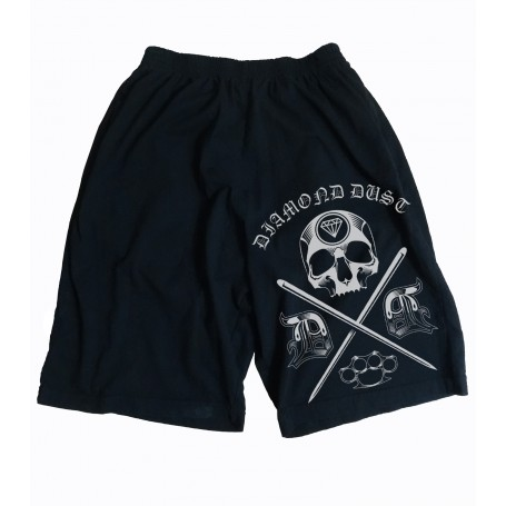 Short Cross Black