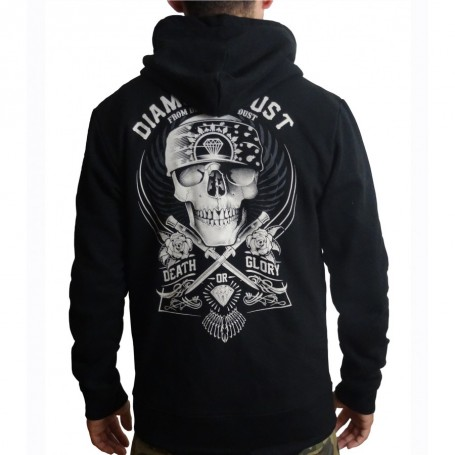 Sweat Shirt Diamond HardSkull v2