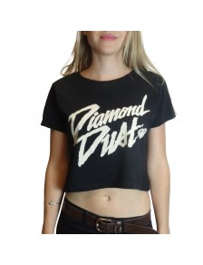 T-Shirt Diamond Dust Dirty Girl Court
