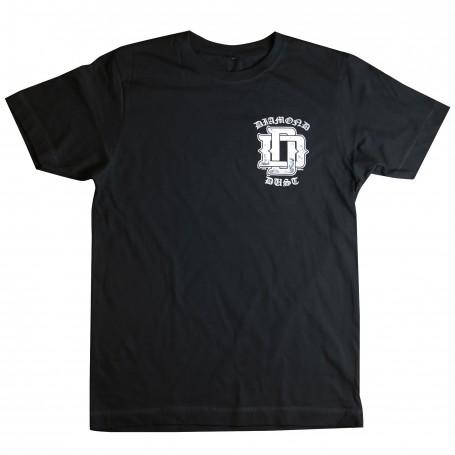 T-Shirt Gotik Knife Heart
