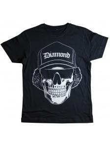 T-Shirt Eazy Skull Black