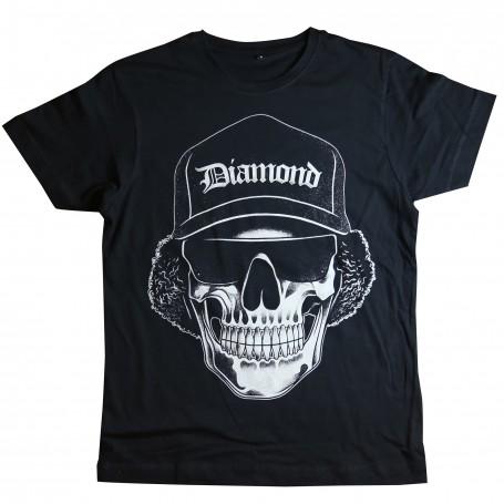 T-Shirt Eazy Skull Noir