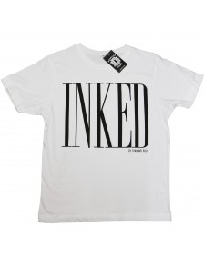 Inked white