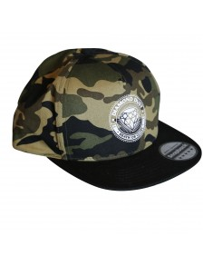 Cap Cross Blue