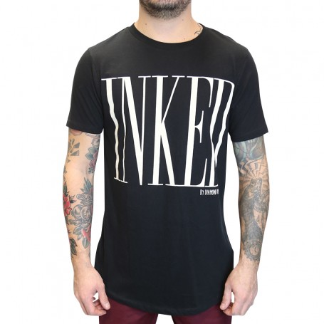 Inked Black Long