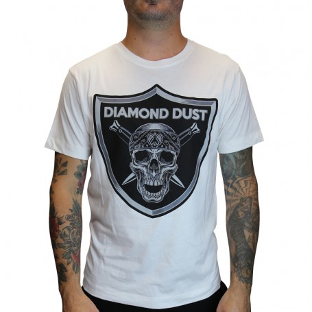 T-Shirt Raiders blanc