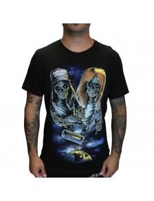 T-Shirt Wayne Skull