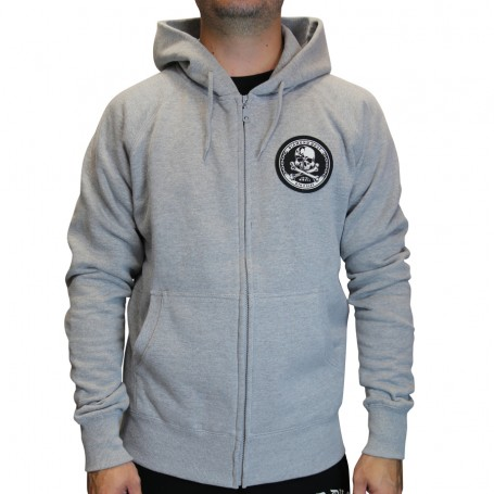 Hoodie Raiders Grey
