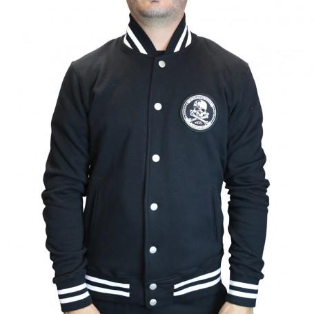 Jacket Raiders Black