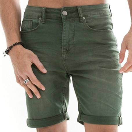 Jog Short Waxx Green