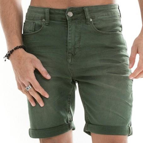 Jog Short Waxx Vert
