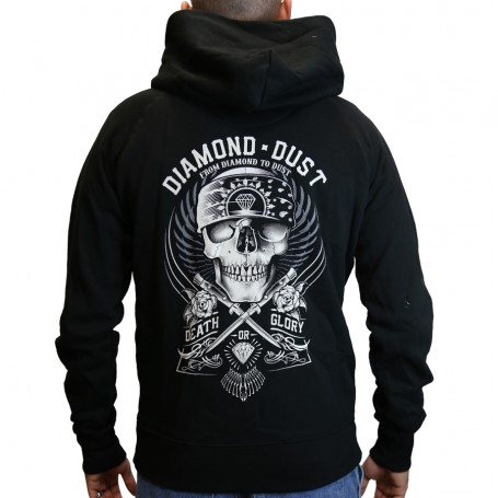 Sweat-Shirt HardSkull Noir