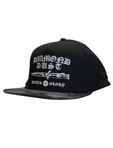SnapBack Gotik Noir/DCamo