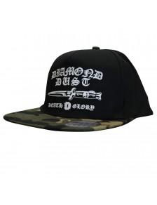 SnapBack Gotik Noir/Camo