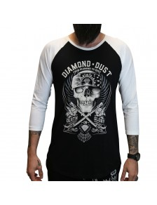 T-shirt Hardskull BB N/B