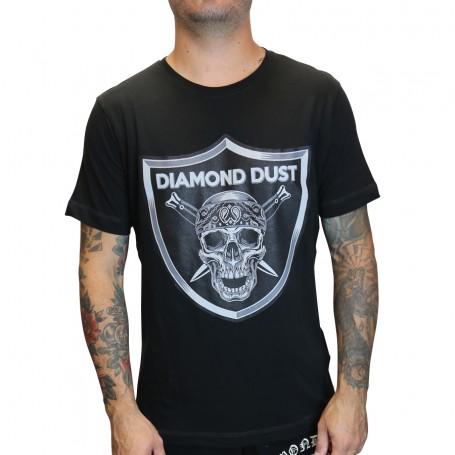 T-Shirt Raiders Black
