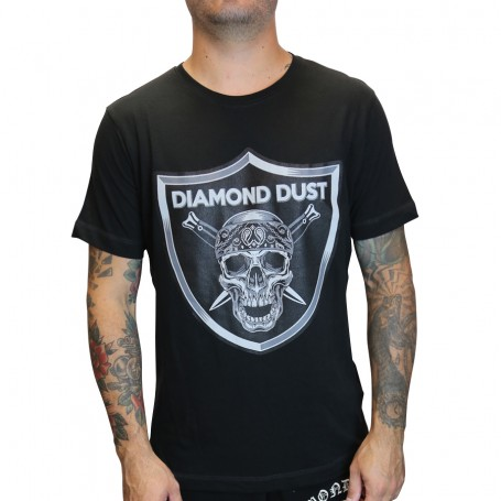 T-Shirt Raiders Black