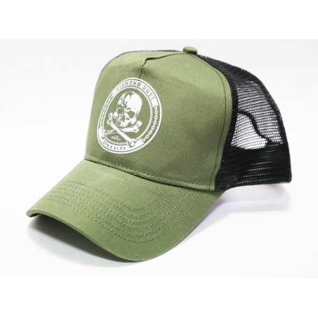Casquette Skuly Vert