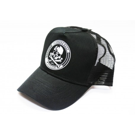 Cap Skully black