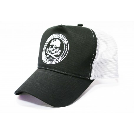 Cap Skully Black/Grey