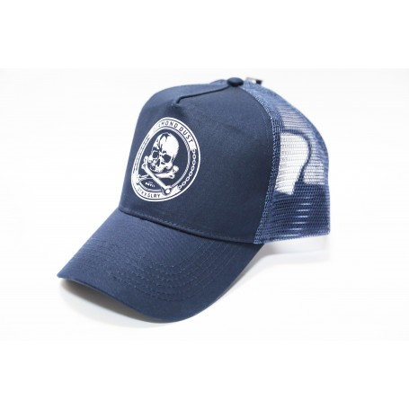 Cap Skully Blue