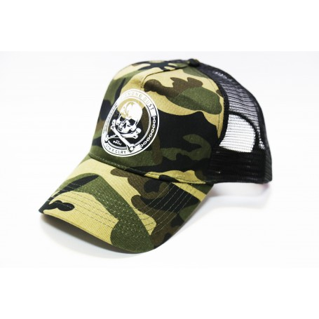 Casquette Skuly Jungle Camo