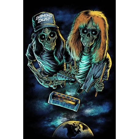 Poster Wayne Skull
