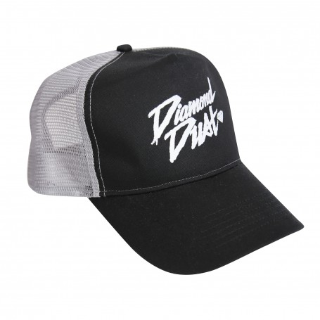 Black And Grey DD Trucker