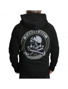 Hoodie Zip Skully