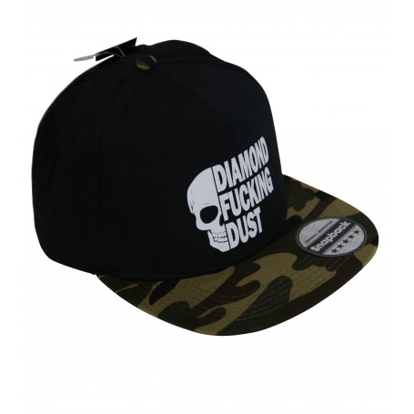 Snap FDust Balck/Jungle Camo