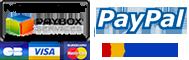Paiement via PayBox - Livraison International